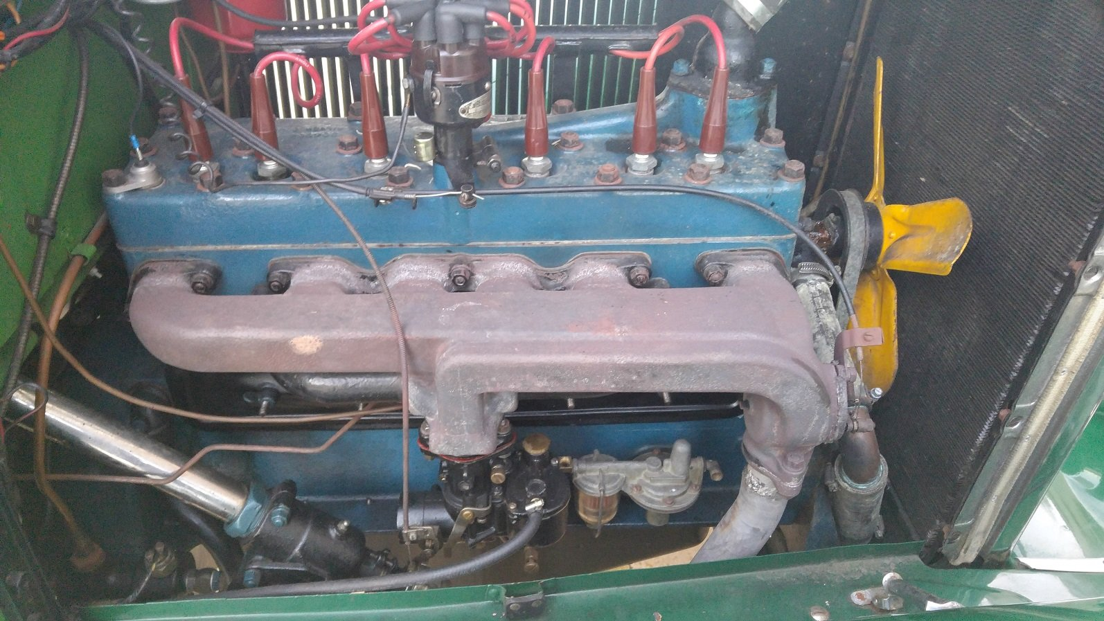 1929 Chrysler 66 convertible  For Sale (picture 3 of 6)