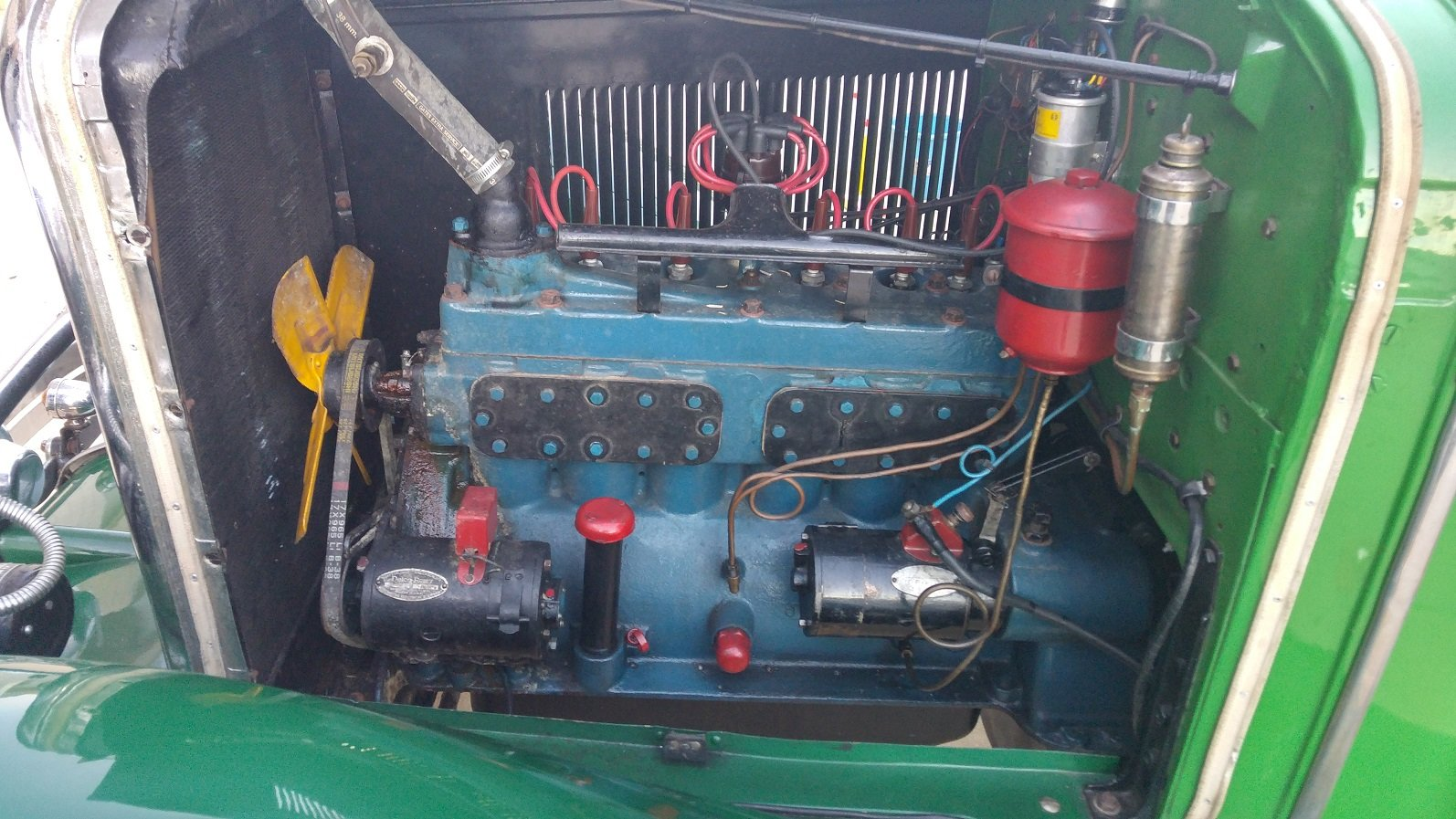 1929 Chrysler 66 convertible  For Sale (picture 4 of 6)