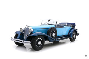 1931 CHRYSLER CG IMPERIAL DUAL COWL PHAETON For Sale