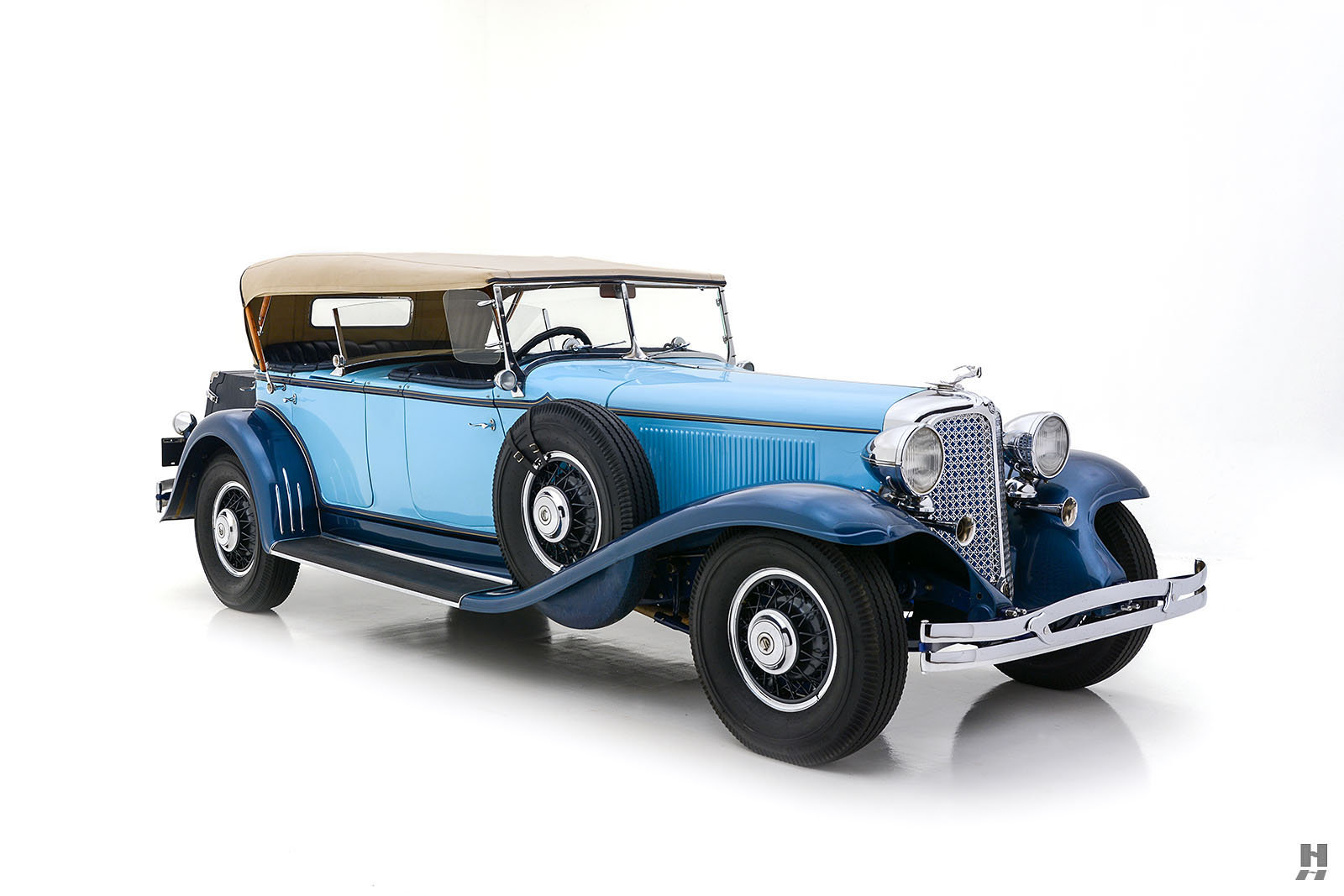 1931 CHRYSLER CG IMPERIAL DUAL COWL PHAETON For Sale (picture 2 of 6)