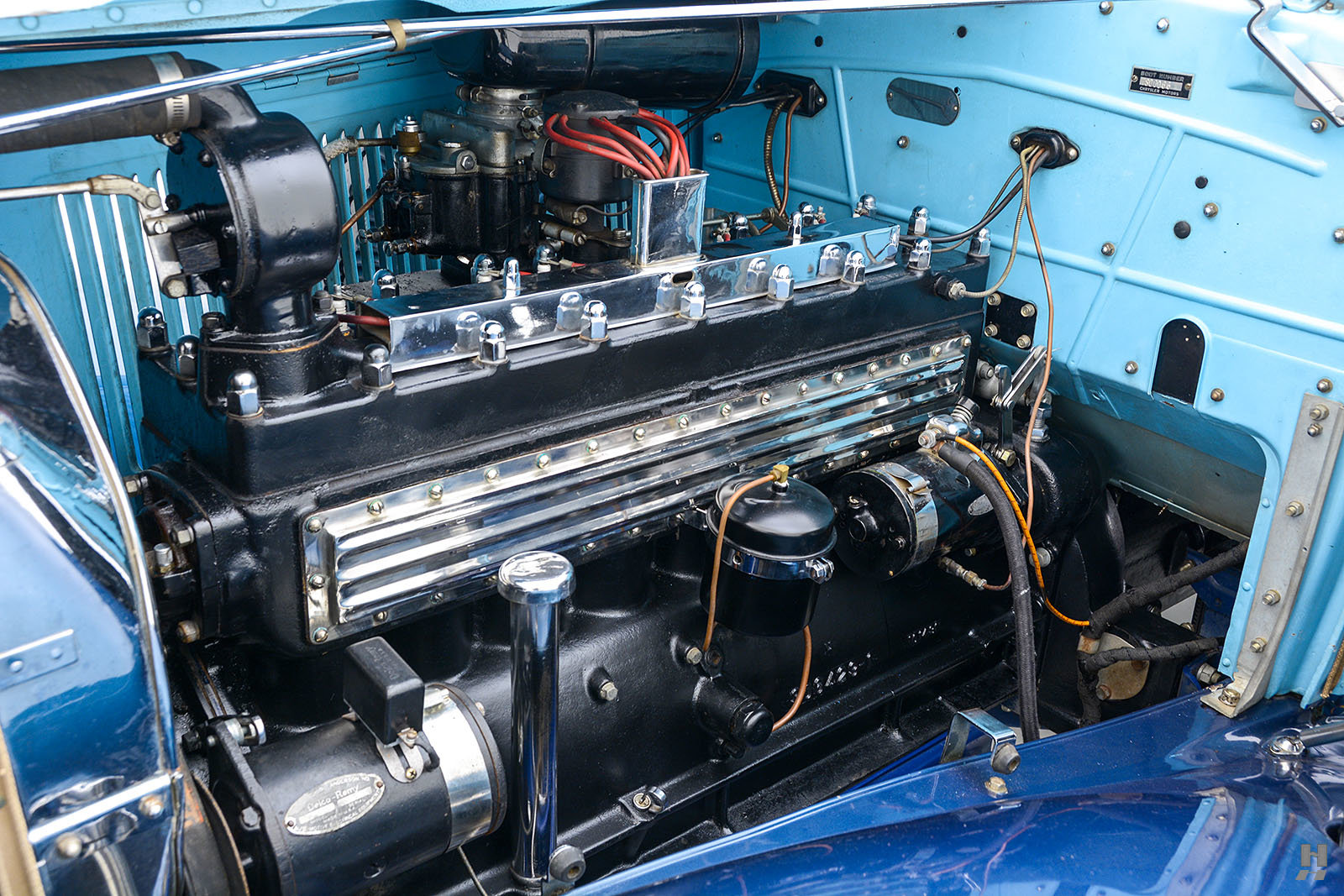 1931 CHRYSLER CG IMPERIAL DUAL COWL PHAETON For Sale (picture 3 of 6)