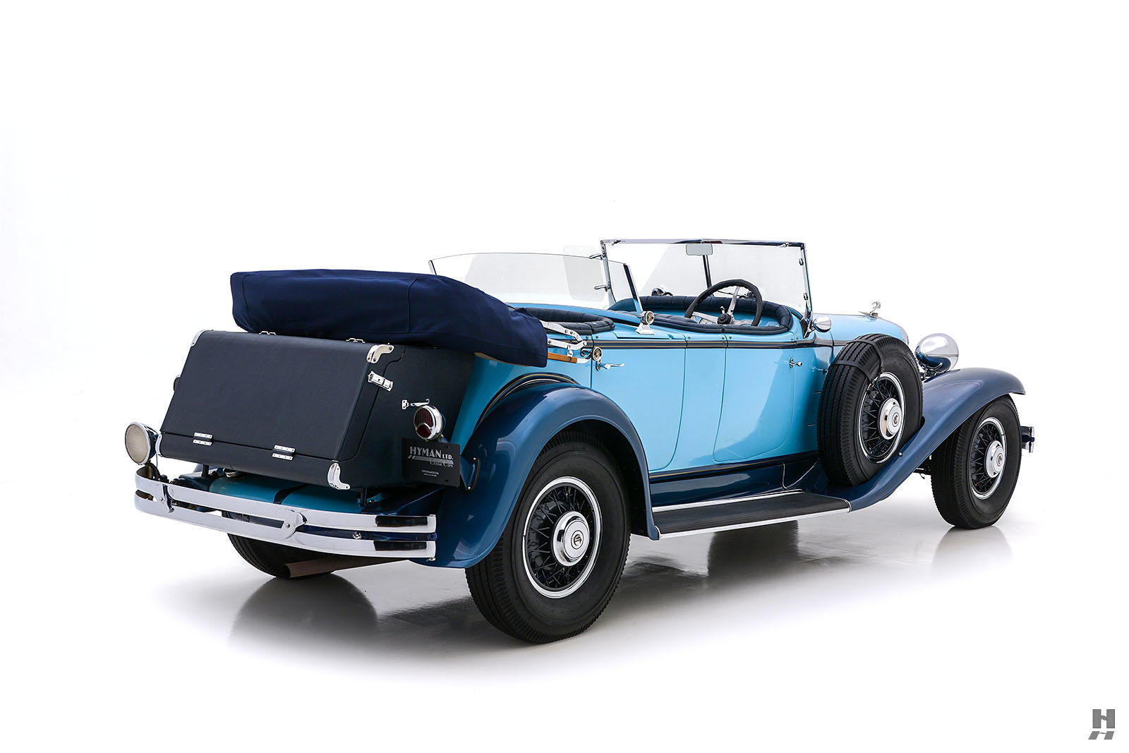 1931 CHRYSLER CG IMPERIAL DUAL COWL PHAETON For Sale (picture 5 of 6)