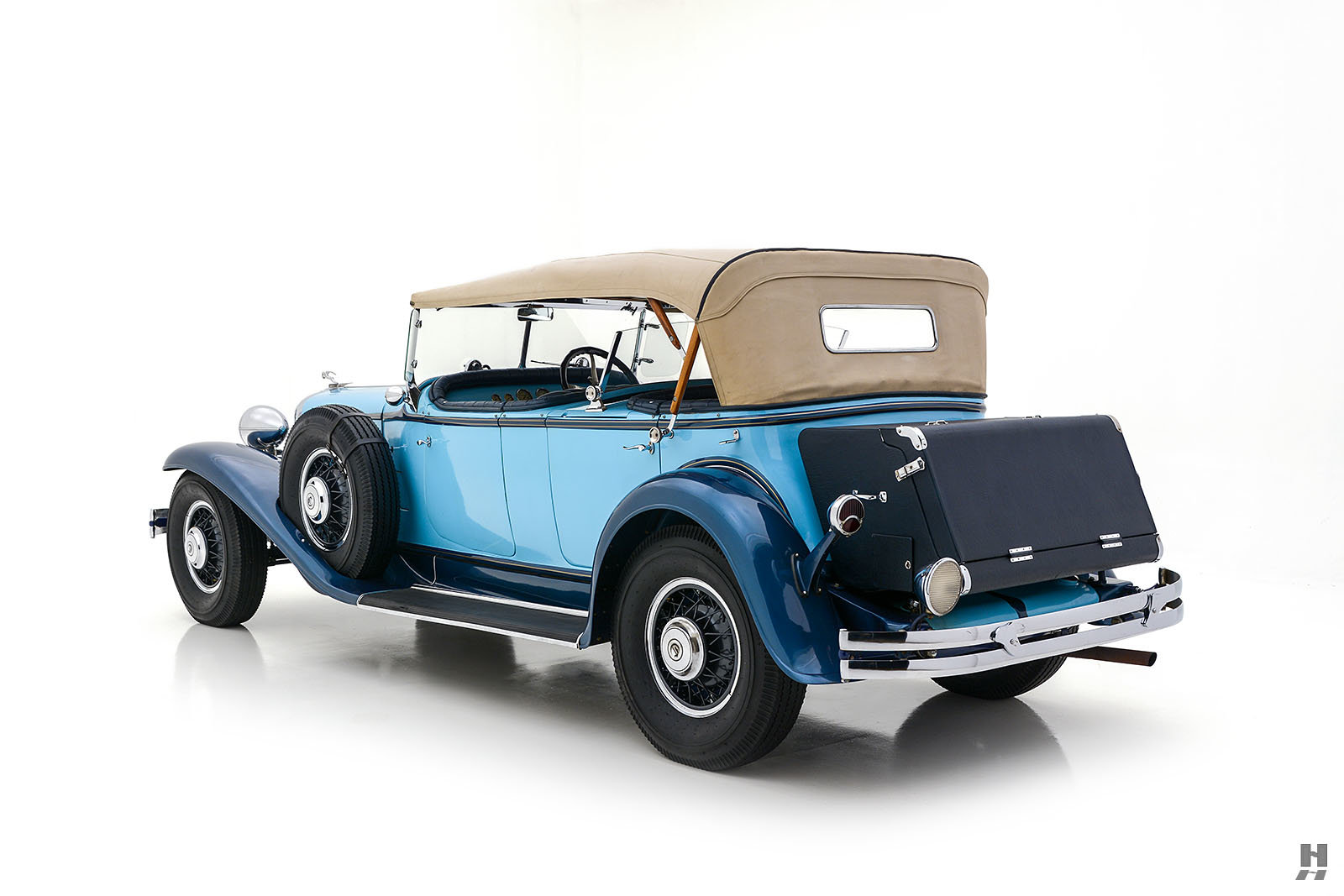 1931 CHRYSLER CG IMPERIAL DUAL COWL PHAETON For Sale (picture 6 of 6)