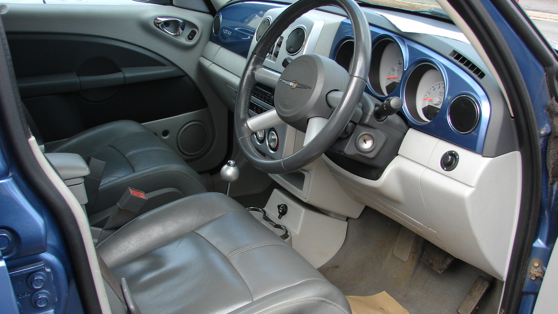 2006 PT Cruiser retro ride with new car drive For Sale (picture 3 of 6)