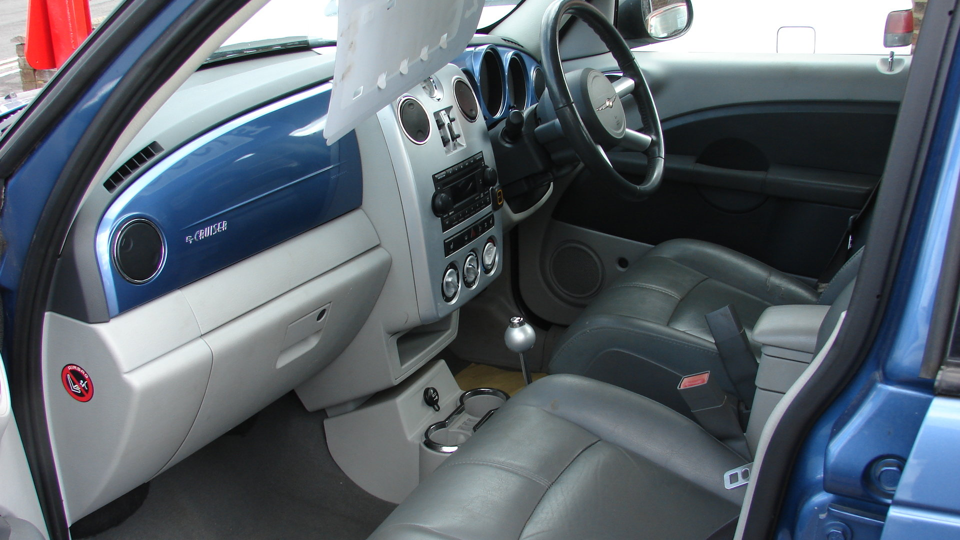 2006 PT Cruiser retro ride with new car drive For Sale (picture 4 of 6)