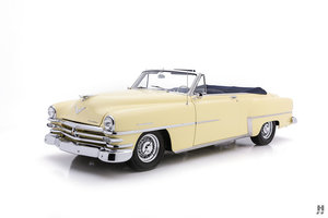 1953  Chrysler New Yorker Convertible