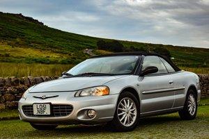 2002 Chrysler Sebring LXI V6