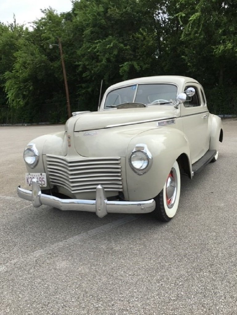 1940 Chrysler Royal 5-W Coupe For Sale (picture 1 of 6)