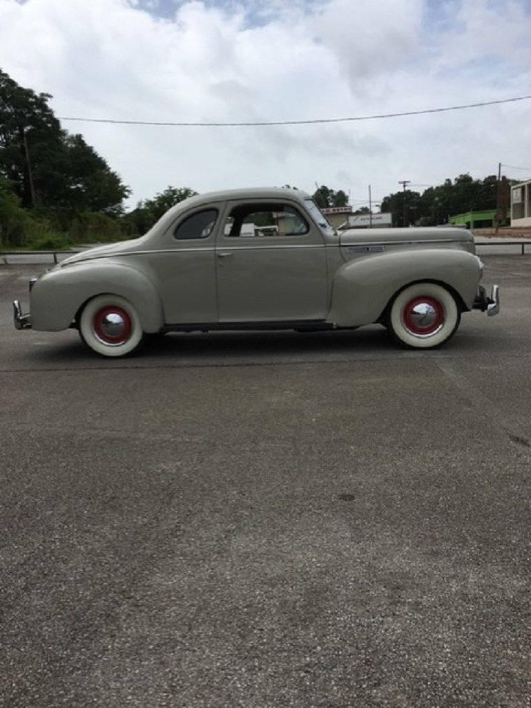 1940 Chrysler Royal 5-W Coupe For Sale (picture 2 of 6)