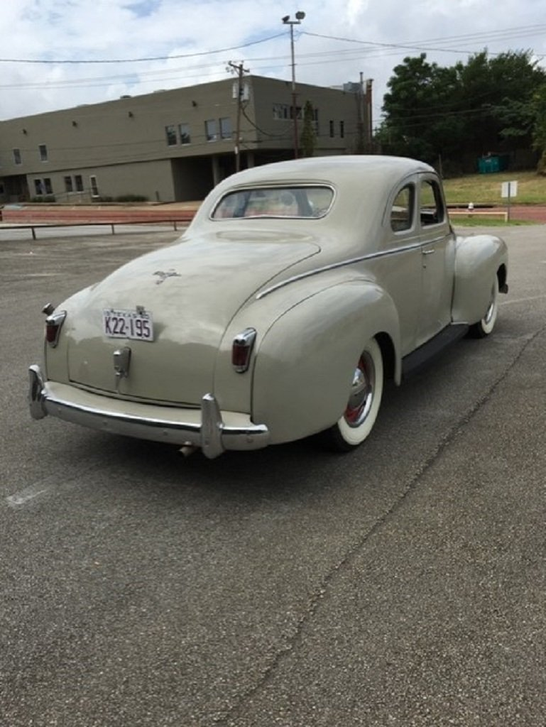 1940 Chrysler Royal 5-W Coupe For Sale (picture 3 of 6)