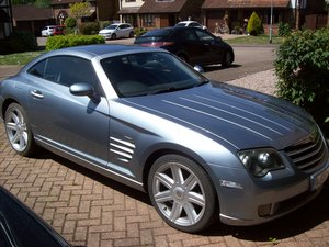 Chrysler Crossfire Automatic Coupe.