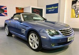 2006 Chrysler Crossfire 3.2 V6 Auto Convertible - Show Condition