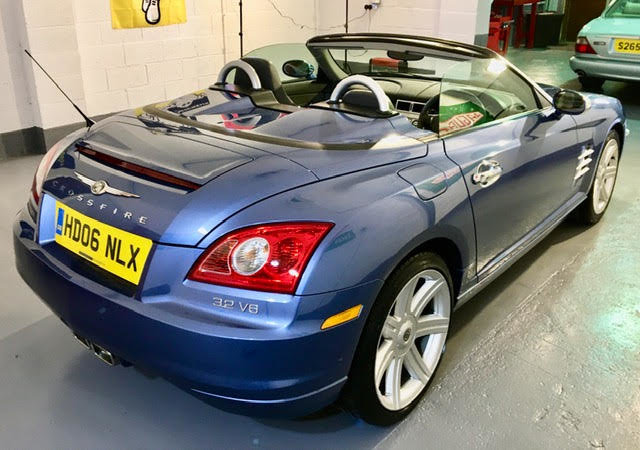 2006 Chrysler Crossfire 3.2 V6 Auto Convertible - Show Condition  For Sale (picture 3 of 6)