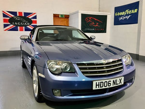 Chrysler Crossfire 3.2 V6 Auto Convertible - Show Condition