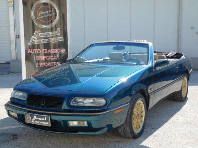 1993 Chrysler le baron 3.0v6 gtc convertibile For Sale (picture 1 of 6)