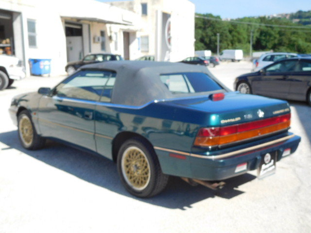 1993 Chrysler le baron 3.0v6 gtc convertibile For Sale (picture 2 of 6)