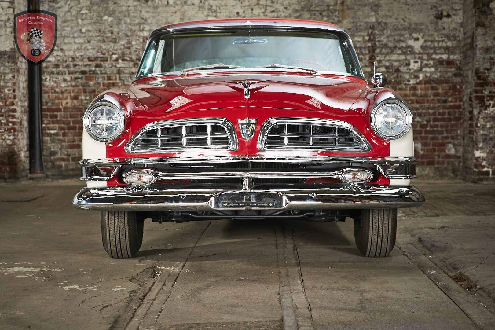 1955 Chrysler New Yorker Deluxe St. Regis For Sale (picture 1 of 6)