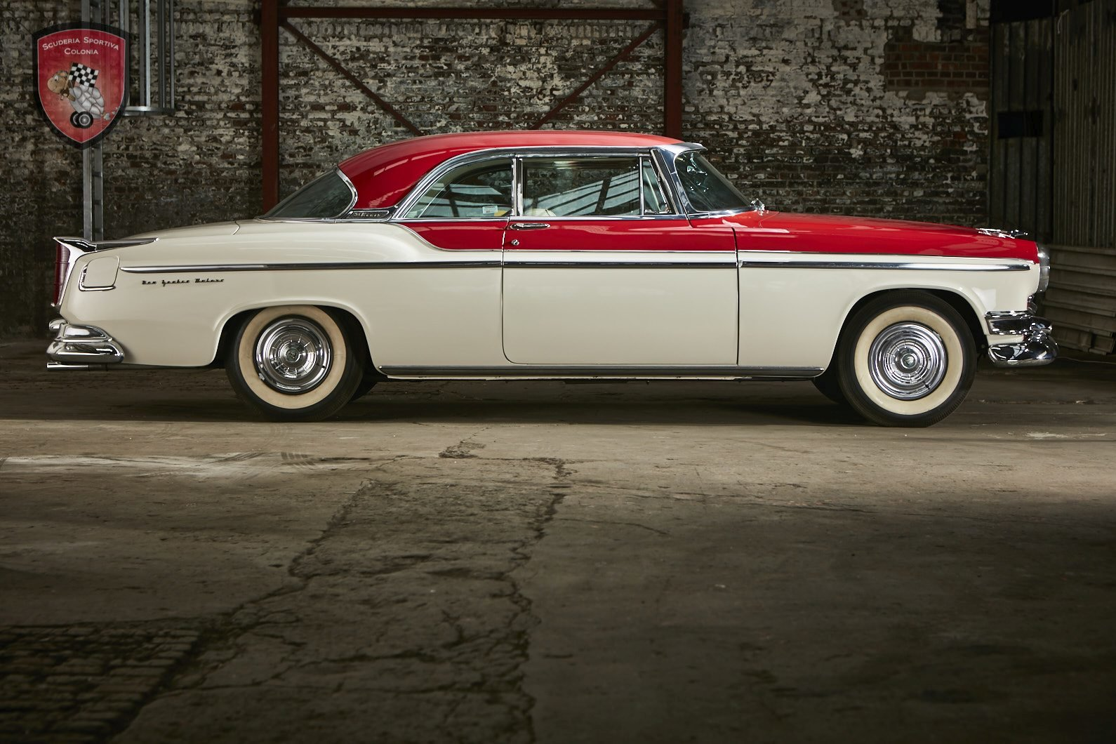 1955 Chrysler New Yorker Deluxe St. Regis For Sale (picture 2 of 6)