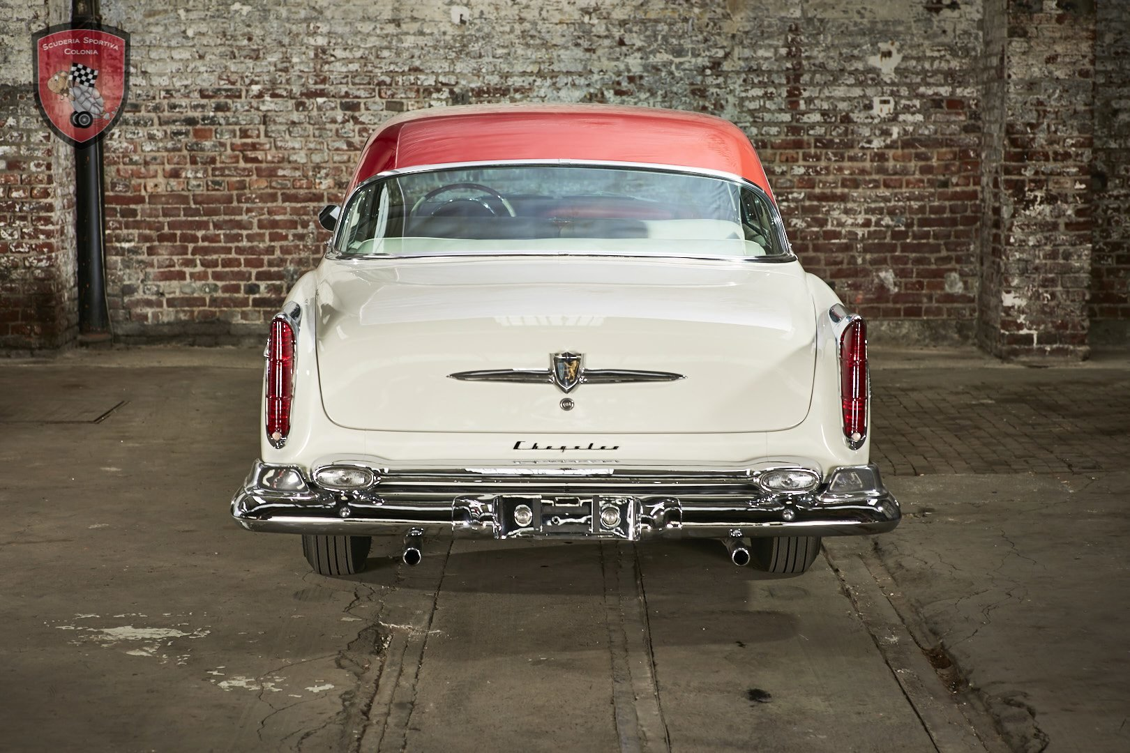 1955 Chrysler New Yorker Deluxe St. Regis For Sale (picture 3 of 6)
