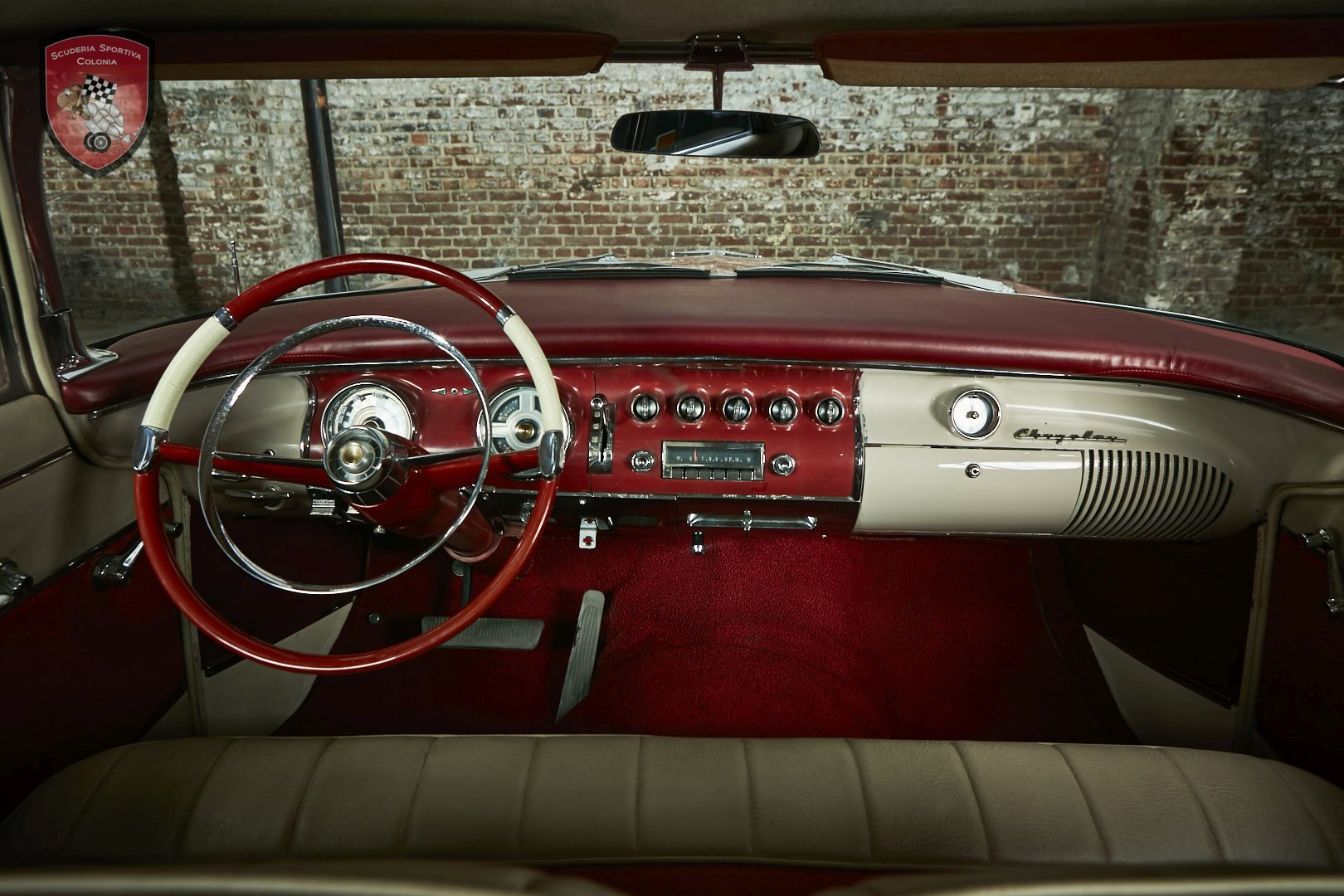 1955 Chrysler New Yorker Deluxe St. Regis For Sale (picture 4 of 6)