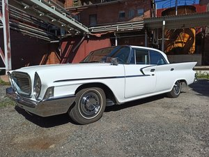 1961 Chrysler Newport 4D pillarless hardtop  For Sale