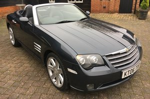 2006 CHRYSLER CROSSFIRE CONVERTIBLE AUTOMATIC