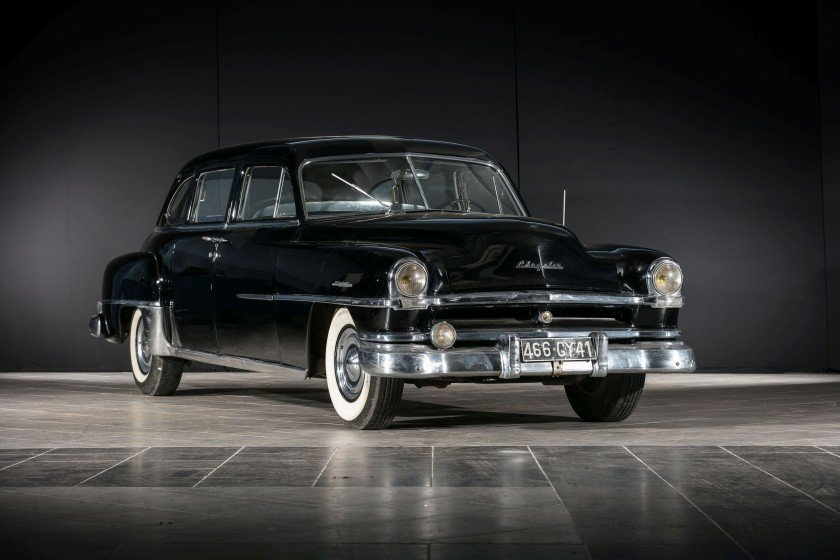 1951 Chrysler Série C51 Windsor Deluxe - No reserve For Sale by Auction (picture 1 of 6)