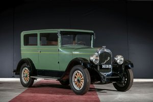 1928 Chrysler Series 60 2 doors sedan - No reserve