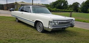 Picture of 1967 Imperial Crown Coupe, Super Condition