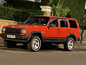 Loved Jeep Cherokee