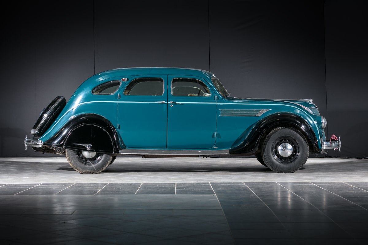 1935 Chrysler Airflow Imperial 8 Limousine (CV) - No reserve For Sale by Auction (picture 2 of 6)