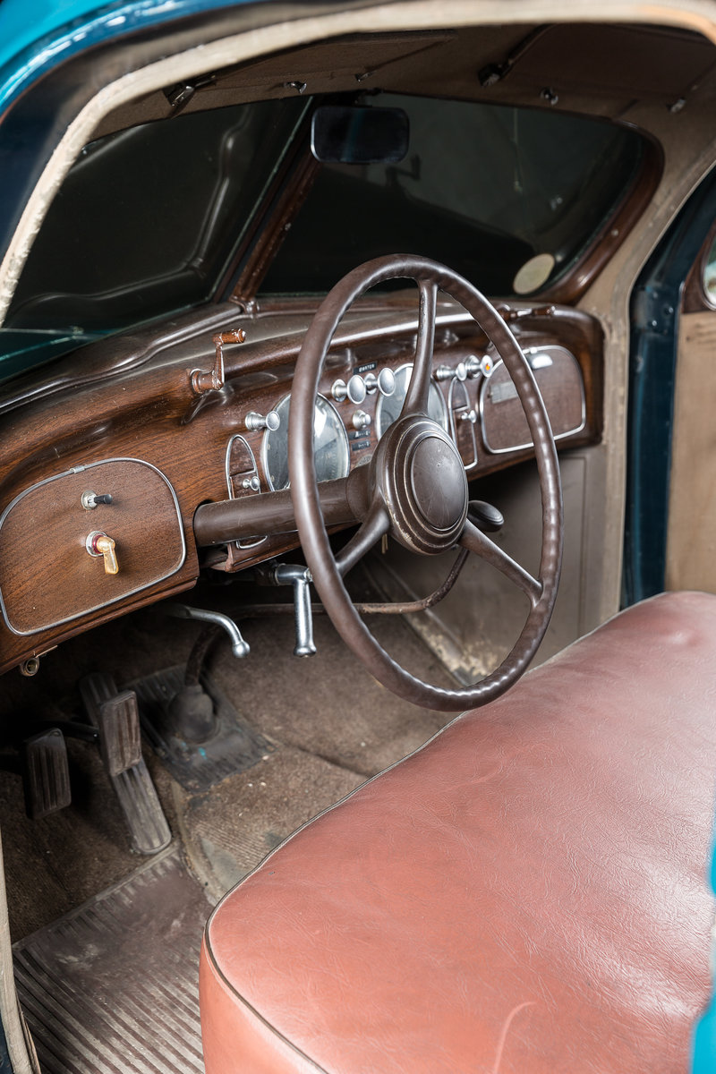 1935 Chrysler Airflow Imperial 8 Limousine (CV) - No reserve For Sale by Auction (picture 5 of 6)
