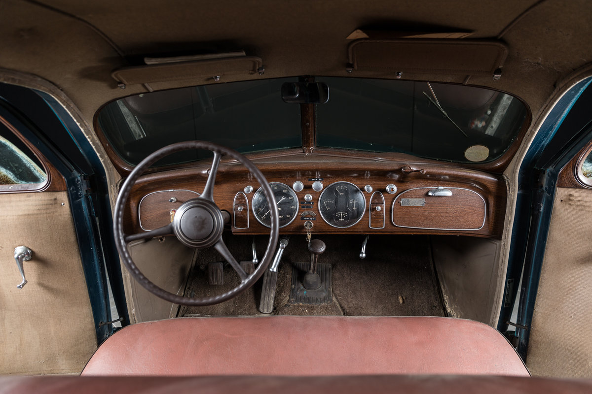 1935 Chrysler Airflow Imperial 8 Limousine (CV) - No reserve For Sale by Auction (picture 6 of 6)