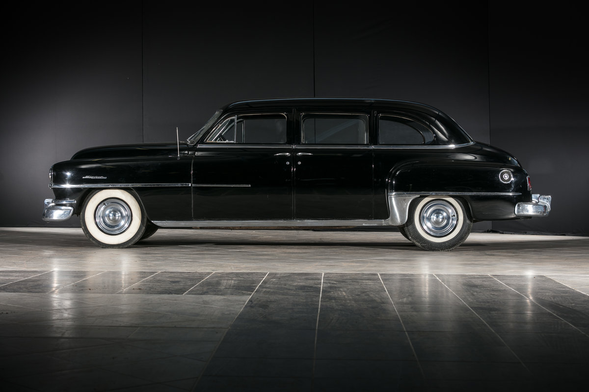 1951 Chrysler Série C51 Windsor Deluxe - No reserve For Sale by Auction (picture 2 of 6)