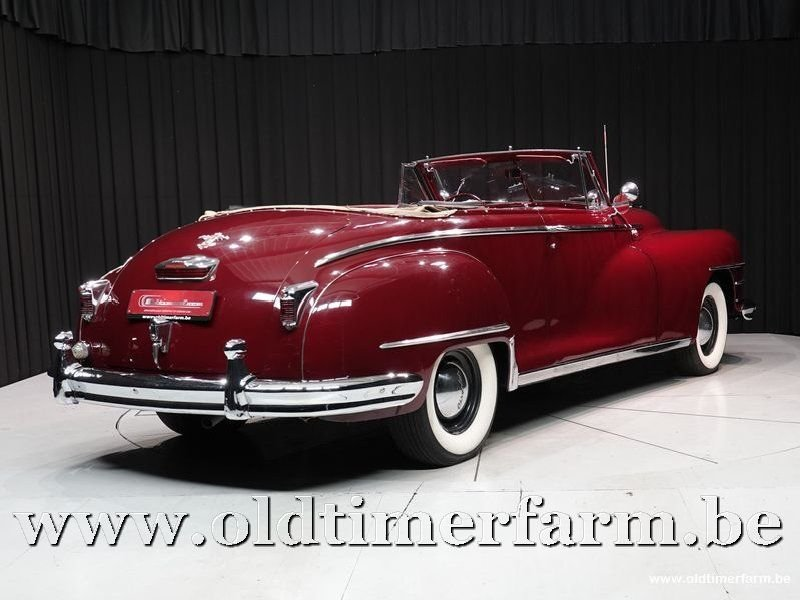 1949 Chrysler New Yorker Convertible '49 For Sale (picture 2 of 6)