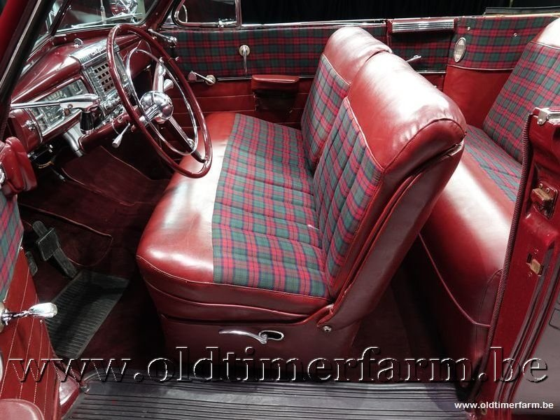 1949 Chrysler New Yorker Convertible '49 For Sale (picture 4 of 6)