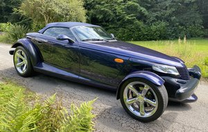 CHRYSLER PROWLER - HIGHLY DESIRABLE FINAL EDITION