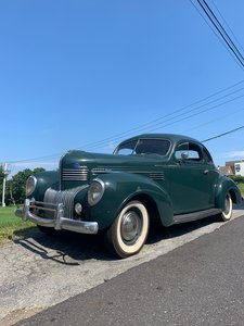1939 Chrysler royal business coupe