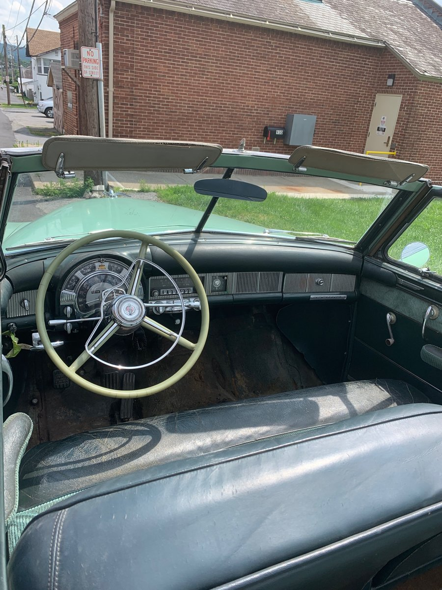 1952 Chrysler New Yorker convertible For Sale (picture 3 of 6)