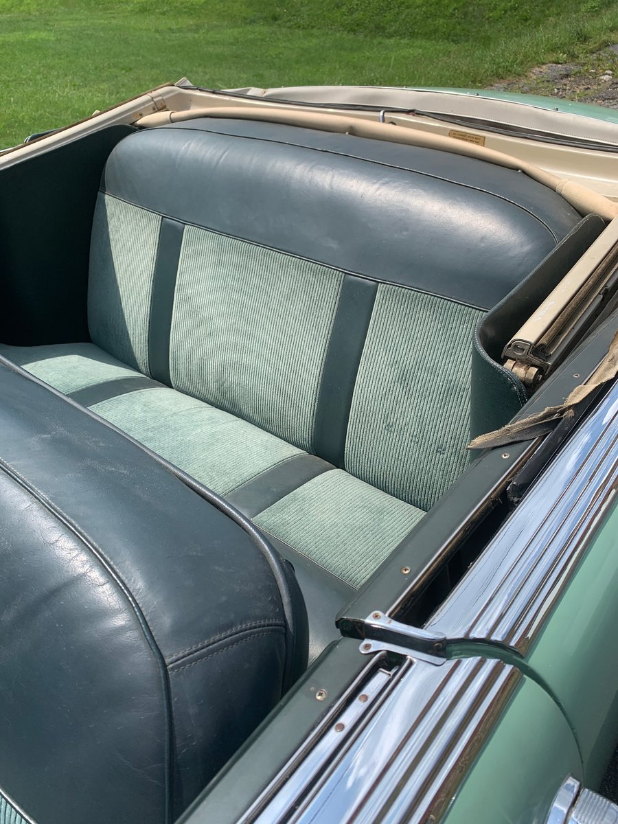 1952 Chrysler New Yorker convertible For Sale (picture 4 of 6)
