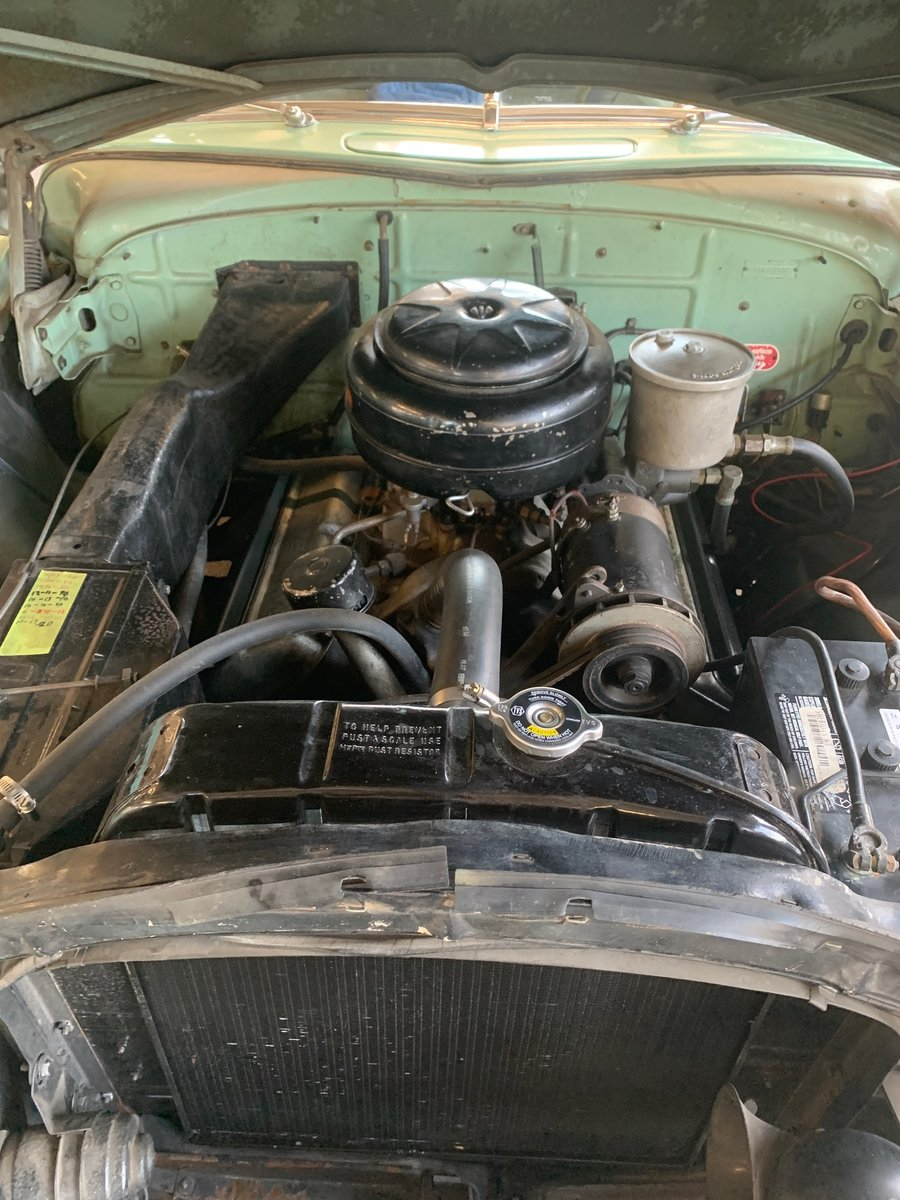 1952 Chrysler New Yorker convertible For Sale (picture 5 of 6)