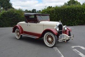 1926 Chrysler F58 Roadster