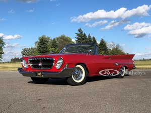 1961 Chrysler 300-G Convertible