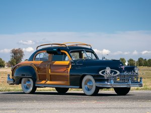 1947  Chrysler Town and Country Sedan