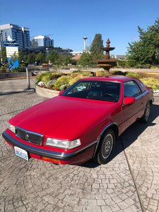 Picture of 1990 Maserati TC Convertible SOLD by Auction