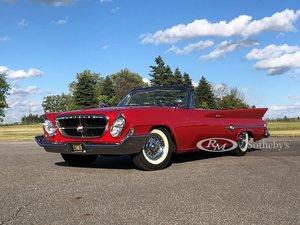 1961  Chrysler 300-G Convertible