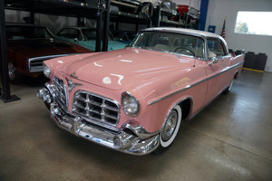 1956 Chrysler Imperial 354/280HP Hemi V8 2 Dr Hardtop