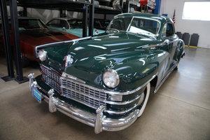 1948 Chrysler Windsor 2 Dr Business Coupe