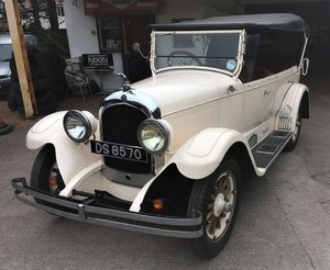 1926 Chrysler 58 Series Tourer, BIG REDUCTION FOR QUICK