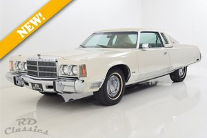 1975 Chrysler New Yorker 2D Coupe